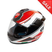 Ducati Theme Helmet - Size Small
