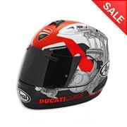 Ducati Corse '14 Helmet - Size Large  (SALE)