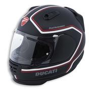 Ducati Red Line Helmet - Size Large
