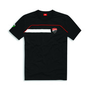 Ducati Corse Speed T-shirt - Black - Size Large