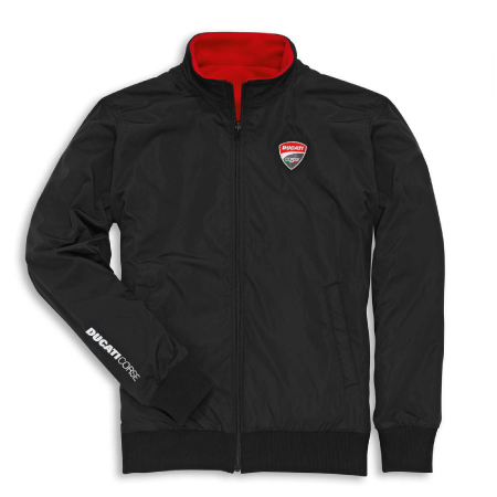 Ducati Corse Men's Reversible Fleece Jacket picture