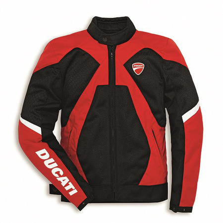 Ducati Summer Textile Jacket - Mens - Size Large picture