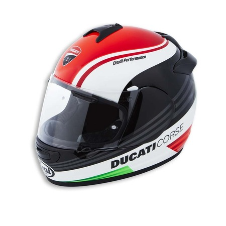 Ducati Corse SBK 3 Helmet - Red - Large picture