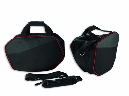 Ducati MTS Pannier Inner Liner Set picture