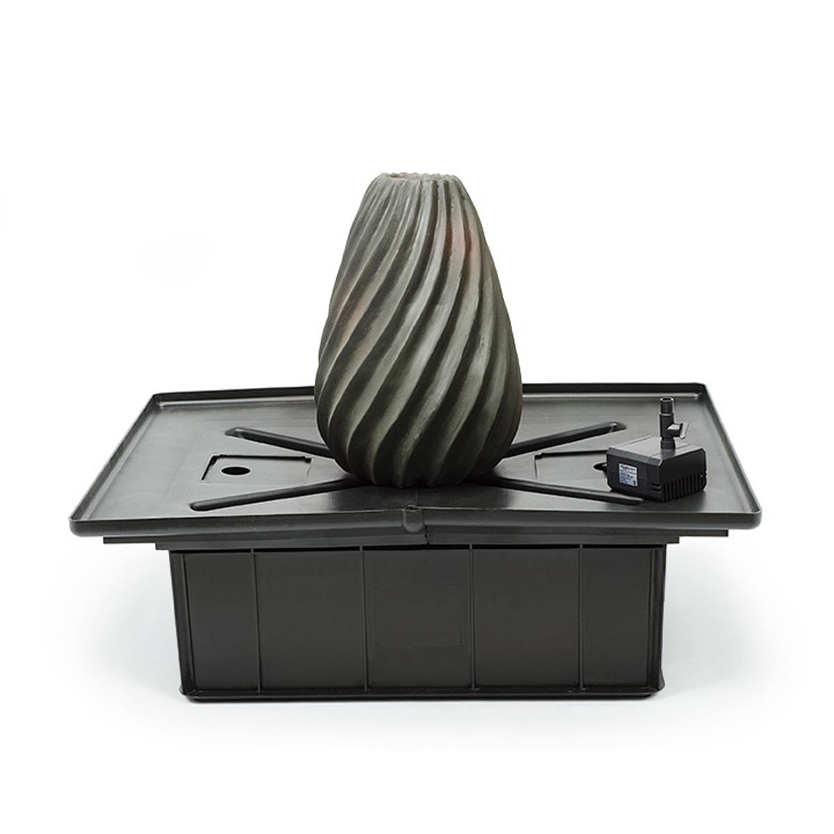 Swirly Vase Fountain Kit