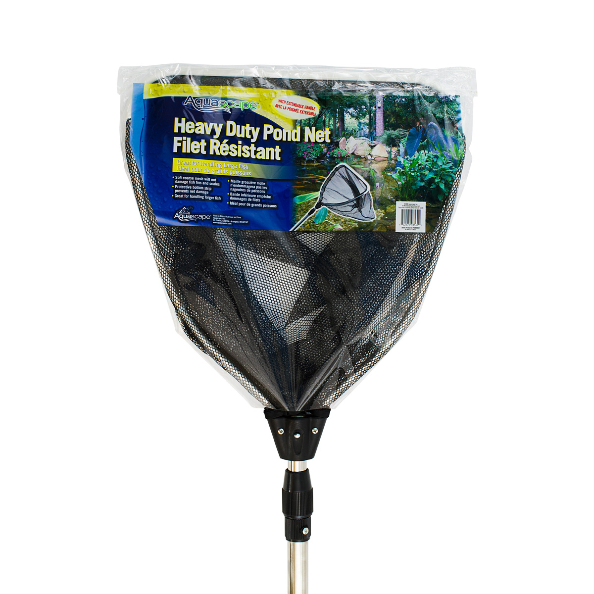 Pond Net With Extendable Handle Heavy Duty Aquascape