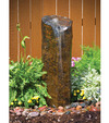"Natural Mongolian Basalt Column - 24""H"