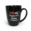 Aquascape Logo Ceramic Coffee Mug