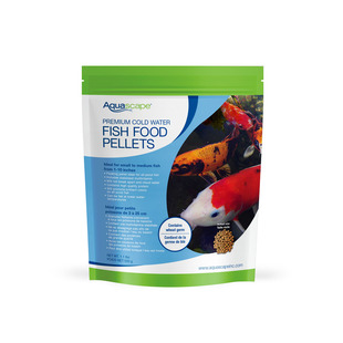 Premium Cold Water Fish Food Pellets 1.1 lbs / 500g picture