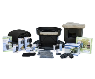 Medium Pond Kit 11' x 16' with 3PL - 3000 Pump picture