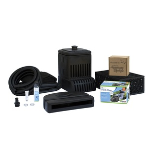 Diy backyard waterfall kit aquascape Small waterfall kit