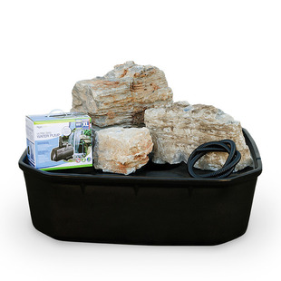Pagoda Rocks (Set of 3) Landscape Fountain Kit picture