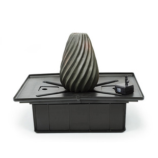 Swirly Vase Fountain Kit picture
