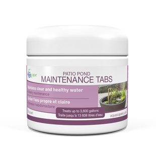 Container Water Garden Maintenance Tabs (36 tabs) picture
