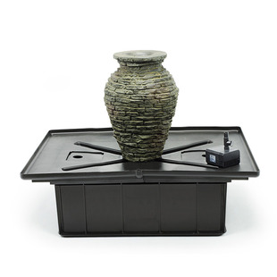 Stacked Slate Urn - Mini Kit picture