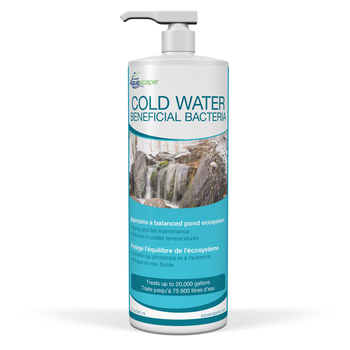 Cold Water Beneficial Bacteria (Liquid) - 946 ml / 32 oz picture