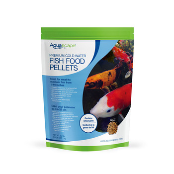 Premium Cold Water Fish Food Pellets 1kg / 2.2 lbs picture