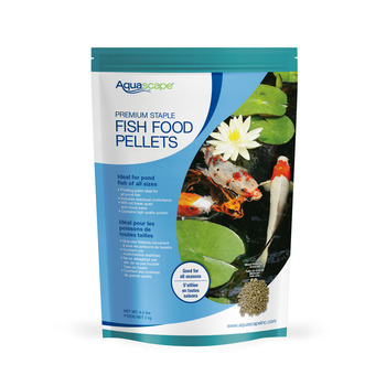 Premium Staple Fish Food Mixed Pellets - 2 kg / 4.4 lbs picture
