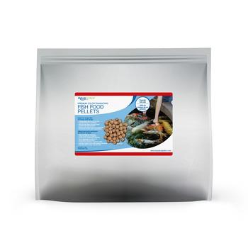 Premium Color Enhancing Fish Food Pellets - 5 kg / 11 lbs picture