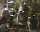Stacked Slate Urn Fountain - Small additional picture 3
