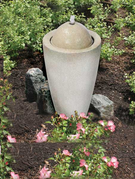 Garden Fountains Metroponds