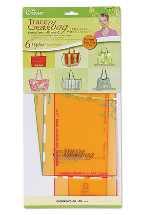 Trace 'n Create Bag Templates (Florida Tote Collection)