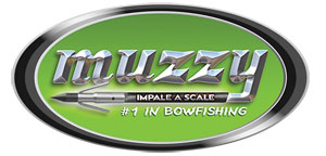 Muzzy Bowfishing Oval Hitch Cover picture