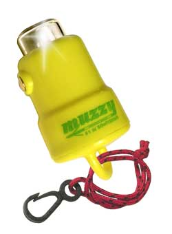 Muzzy Gator Getter Water Activated Strobe Light