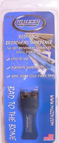 Muzzy Redi Edge Broadhead Sharpener picture