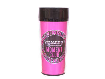 Muzzy Girls Pink Thermal Tumbler picture