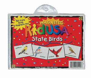KidUSA State Birds picture