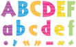 "NEW!! 4"" Bohemian Letter Pop-Outs additional picture 1"