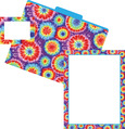 Get Organized - Tie-Dye