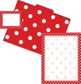 Get Organized! Red Dots