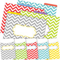 NEW! Folder/Pocket Set - Chevron Beautiful