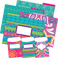 NEW! Folder/Pocket Set - Bohemian