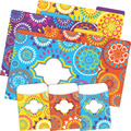 NEW! Folder/Pocket Set - Moroccan