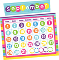 NEW! Happy Calendar Chart Set