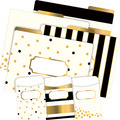 NEW! Folder/Pocket Set - Gold