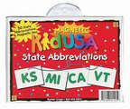 KidUSA State Abbreviations