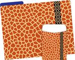 NEW! Folder/Pocket Set - Giraffe