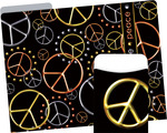 NEW! Folder/Pocket Set - Peace