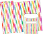 NEW! Folder/Pocket Set - Stripes