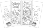 Celebrate Spring Bookmark Duet