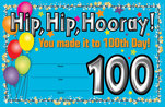 100th Day Award