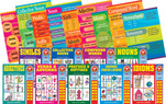 Grammar Poster & Activity Book Set