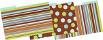<b>NEW!!</b> Ribbon by the Yard Legal-Sized File Folders