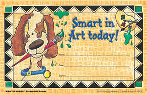 VALUE PRICE! Smart in Art Award picture