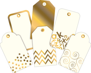 NEW!!  24k Gold Accents picture