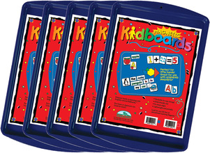 Learning Magnets® Blue Kidboards™ 5-Pack picture